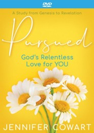 Pursued: Gods Relentless Love for YOU DVD