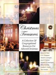 Christmas Treasures  -     By: Elaine M. Ward, R.H. Thompson, David H. Covington