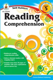Skill Builders Reading Comprehension Grade 5