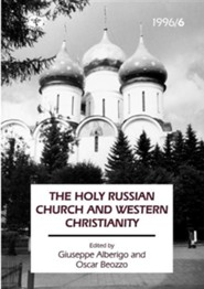 Concilium 1996/6 the Holy Russion Church and Western Christianity