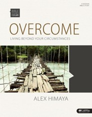 Bible Studies for Life: Overcome, Bible Study Book