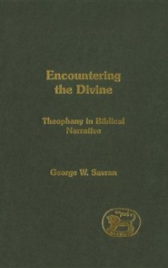 Encountering the Divine  -     By: George Savran