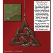 Trinity Knot Ornament & Card