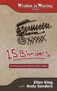 Wisdom in Writing: 15 Blunders