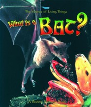 What Is a Bat?  -     By: Bobbie Kalman, Heather Levigne