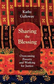 Sharing the Blessing  -     By: Kathy Galloway