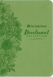 Our Daily Bread Devotional Collection 2018: Women's Edition - imitation leather