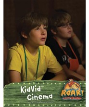 Roar: Manual del L&#237der KidVid Cinema (KidVid Cinema Leader Manual, Spanish Edition)