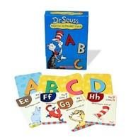 Dr. Seuss Learning Cards: ABC   -     By: Scholastic
