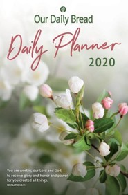 Our Daily Bread, 2020 Daily Planner
