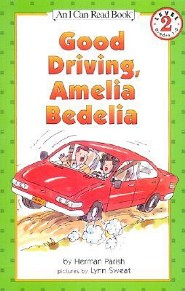 Good Driving, Amelia Bedelia  -     By: Herman Parish     Illustrated By: Lynn Sweat
