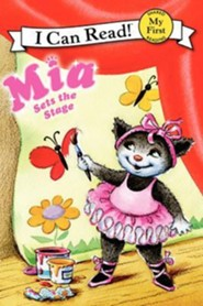 Mia Sets the Stage, Hardcover  -     By: Robin Farley     Illustrated By: Olga Ivanov, Aleksey Ivanov