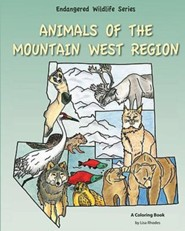 Animals of the Mountain West Region