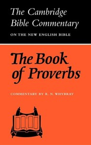 The Book of Proverbs  -     By: R.N. Whybray
