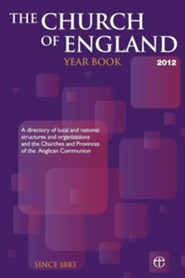 Church of England Yearbook 2012  -     By: Archbishops' Council