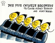 The Five Chinese Brothers  -     By: Claire Huchet Bishop     Illustrated By: Kurt Wiese