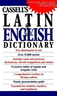 Cassell's Concise Latin and English Dictionary  -     By: D.P. Simpson