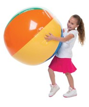 Shipwrecked: Jumbo Beach Ball