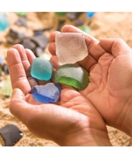 Shipwrecked: Sea Glass