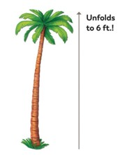 Jointed Palm Tree (6 ft)