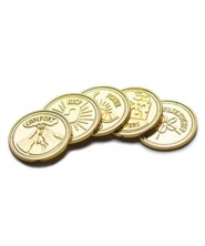 Treasure Coins, pack of 50