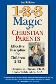 1-2-3 Magic for Christian Parents, Edition 2   -     By: Thomas W. Phelan, Chris Webb