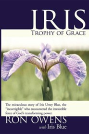Iris Trophy of Grace