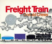 Freight Train Board Book  -     By: Donald Crews     Illustrated By: Donald Crews