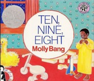 Ten, Nine, Eight  -     By: Molly Bang     Illustrated By: Molly Bang