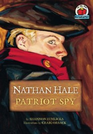 Nathan Hale: Patriot Spy