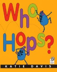 Who Hops?   -     By: Katie Davis