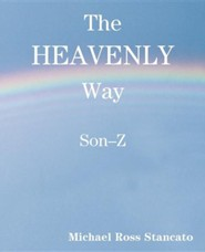 The Heavenly Way Son-Z, Paper, Blue
