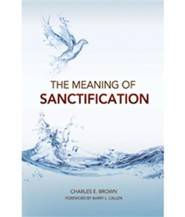 The Meaning of Sanctification  -     By: Charles Ewing Brown