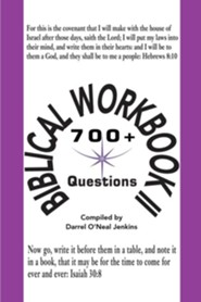 Biblical Workbook II: 700+ Questions