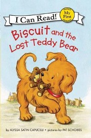 Biscuit and the Lost Teddy Bear  -     By: Alyssa Satin Capucilli     Illustrated By: Pat Schories