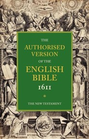 KJV 1611 New Testament: Volume 5, Paper