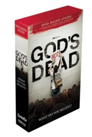 God's Not Dead Adult DVD-based Small Group Study  -