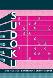 Sudoku 3: Extreme to Grand Master