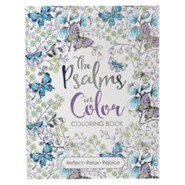 The Psalms in Color, Coloring Book