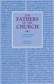 The Trinity [The Fathers of the Church Series]