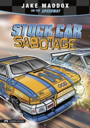 Stock Car Sabotage