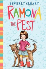 Ramona the Pest, Repackaged  -     By: Beverly Cleary, Jacqueline Rogers