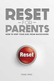 Untethered: How to Keep Your Kid from Backsliding