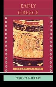 Early Greece: Second Edition, Edition 0002  -     By: Oswyn Murray
