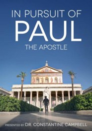 In Pursuit of Paul The Apostle DVD