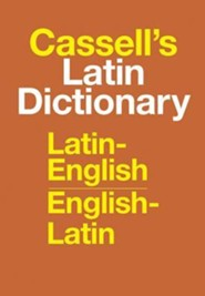 Cassell's Latin Dictionary: Latin-English,                            -     By: D.P. Simpson, Donald Penistan Simpson
