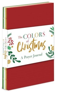 Colors of Christmas: A Prayer Journal