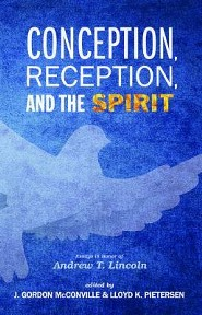 Conception, Reception, and the Spirit: Essays in Honor of Andrew T. Lincoln  -     Edited By: J. Gordon McConville, Lloyd K. Pietersen