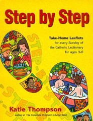 Step by Step: Take-Home Leaflets for Ages 3-6