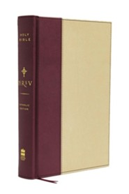 NRSV Standard Bible, Catholic Edition with Anglicized Text  -